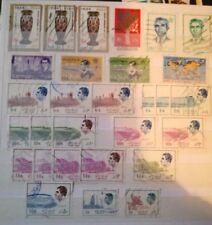 N963. POSTE IRANIENNE. lot timbres Oblitérés.
