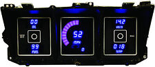 Ford Truck DIGITAL DASH PANEL FOR 1973-1979 Gauges Intellitronix Blue LEDs!!