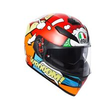 AGV K3 SV Balloon Multicolour Motorcycle Helmet MS 57cm