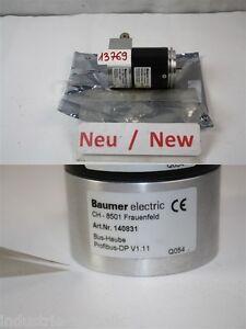Baumer BPMV58 S1P24C 13/16-C6-G Basisgeber Multiturn