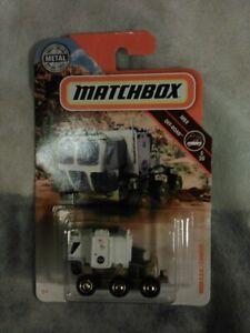 Matchbox MBX Off Road NASA S.E.V./Chariot White  1:64
