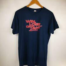 Women 1987 Win, Lose Or Draw Buena Vista Tv T-Shirt Single Stitch Made Usa Sz M