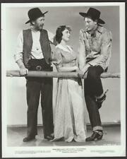 portrait Gary Cooper Walter Brennan Doris Davenport Westerner movie photo 1470
