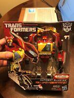 Transformers Fall of Cybertron Blaster Brand New LQQK!!