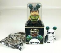 "Disney Parks Vinylmation Star Wars 6 Series Princess Leia Combo Pack 3"" Figure"