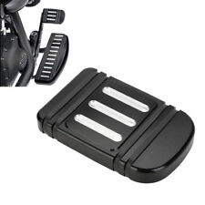 Edge Cut Brake Pedal Pad Cover For Harley Electra Street Glide Sportster 96-13