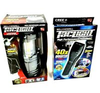 Bell Howell High Powered Tactical Flashlight and High Performance Lantern NEW