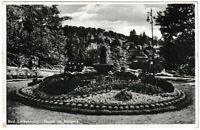 Ansichtskarte Bad Liebenstein - Partie im Kurpark - Cramers Kunstanstalt 1937