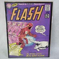 "THE FLASH #128 1962 VINTAGE DC COMICS SERIES 11""X14"" POSTER PRINT"