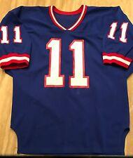 New York Giants Phil Simms VINTAGE Pro Cut NFL Jersey