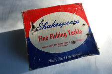 New listing Vintage (1963?) Shakespeare 2065 Spin Wonder Spinning Fishing Reel & box