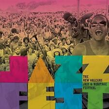 Jazz Fest! The New Orleans Jazz And Heritage Festival - Various (NEW 5CD SET)