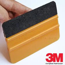 4 Spatola professionale 3M ORO con feltro pellicola CARBONIO adesivo WRAPPING