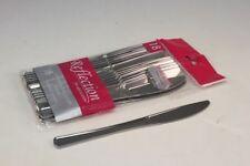 18 x plastica di alta qualità argento Coltelli usa e getta Festa Bbq Posate Picnic