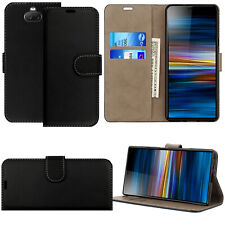Case For Sony Xperia 1 10 L3 XZ3 XA2 Flip Leather Book Wallet Stand Phone Cover