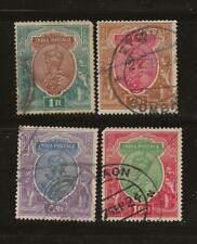 INDIA BRITISH COLONIES STAMP SET - SCOTT 93-96 - E59