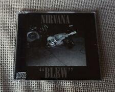 NIRVANA Blew,Cd EP. TUP CD8  MPO 01 aa. Grunge,Pearl Jam, Soundgarden,Rare