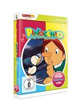 Pinocchio - Komplettbox 9 DVDs DEUTSCH NEU Alle 52 Episoden auf DVD