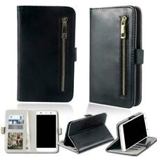 Flip Cover Stand Wallet Leather Case For Samsung Galaxy S 1/2/3/4/5/6/7 Phones