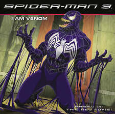 Spider-Man 3: I am Venom - 2007 Film Tie-In - Picture Book/Comic