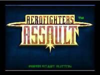 Aerofighters Assault - Nintendo N64 Game