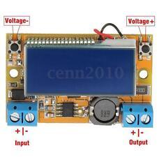 DC-DC Step-Down Power Supply Module 5-23V vers 0V-16.5V 3A Réglable Ecran LCD