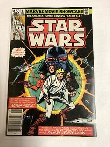 Star Wars Showcase (1982) # 1  (VF) Canadian price variant