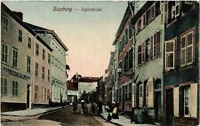 CPA  Sarrebourg - Saarburg i. L. - Lupinstrasse  (388038)