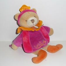 Doudou Ours Doudou et Compagnie - Collection Indidous