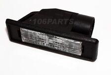 PEUGEOT 106 Posteriore Numero Targa Luce tutti 106 Inc XSI RALLYE GTI S16-ORIGINALE