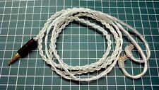 5N OCC Silver Plated upgrade cable for UE triple fi 10 SF 3 5 5EB