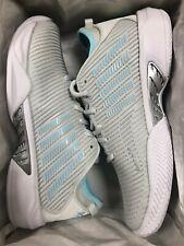 KSwiss Hypercourt Supreme Blue/White/Blue Women's Shoes Size 8.5