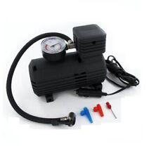 12V Portable Mini Air Compressor 300 PSI Bike Car Tyre Inflator Electric Pump