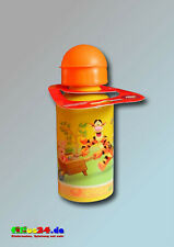 2x Trinkflasche Winnie the Pooh Tiger Trinkflasche Tiger Kindertrinkflasche
