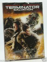 salvación de TERMINATOR DVD Región 2 Nuevo Sellado CHRISTIAN BALE