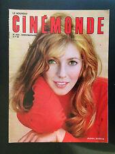 cinemonde n°1823 joanna shimkus patricia rodriguez steve mcqueen 1970