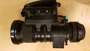 Fujinon B4 Lens #2 , TV zoom with doubler & MFT mount adapter for BMPCC or Lumix