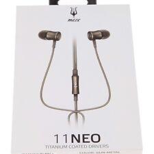 MEZE 11 Neo Gun Metal InEar Kopfhörer