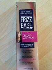 John Frieda Frizz Ease 3 DAY STRAIGHT Semi Permanent Keratin Styling Spray 100ml