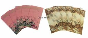 Luxury Fancy Money Gift Envelopes For Wedding Occasions 5 pack Quality Greetings