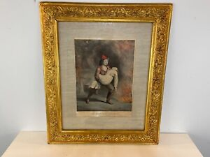 "Ant ""The American Fireman Prompt to the Rescue"" Lithograph After Currier & Ives"