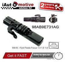 Ford Focus Fiesta Speedo Sensor De Velocidad Velocímetro Sensor 98AB9E731AG 1.4 1.6 1.8