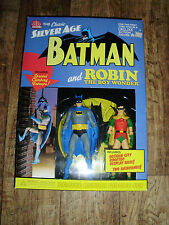 The Classic Silver Age Batman and Robin Deluxe Action Figure Set DC Direct