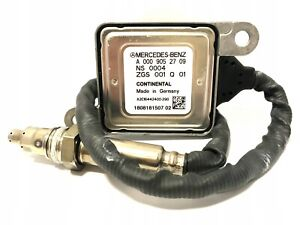 ✅ Nox Sensor Mercedes New & Original A0009052709/A0009059603/A0009058411