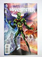 DC Comics: MARTIAN MANHUNTER #12 JULY 2016 # 11C75