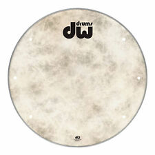 DW DRDHCC12 12 Inch Coated Clear Drum Head