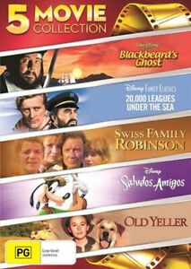 Disney Classics | 5 Movie Pack DVD