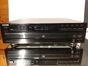Kenwood DP-R 4430 Karussell 5 Fach-CD Wechsler CD Player.5 Fach