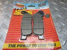 SBS Brake Pads FA226 627HF 90-13 Honda RS CBR 125 250 600 Triumph 675 Tiger 800