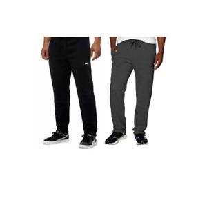 NEW!! Puma Men's Fleece Jogger Sweatpants Variety #312